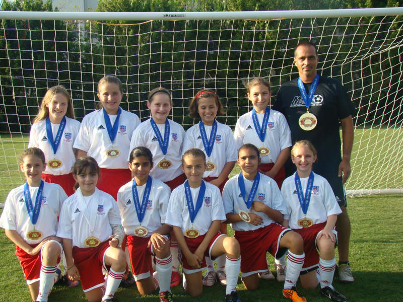 2011 - U-10 Miami Lakes Co-Champions