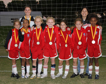 U10 West Pines Finalists